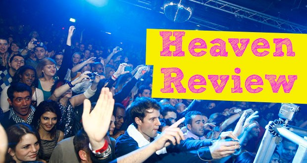 Heaven London review