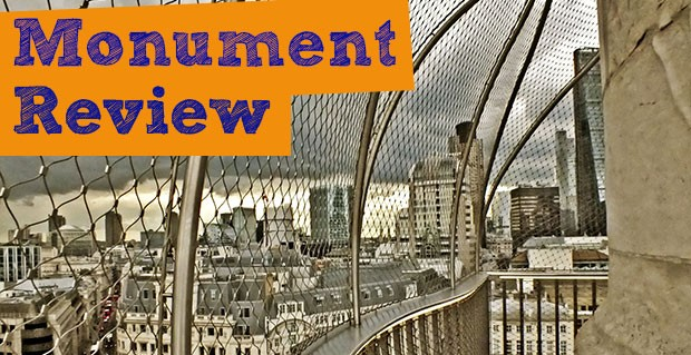 Monument London Review