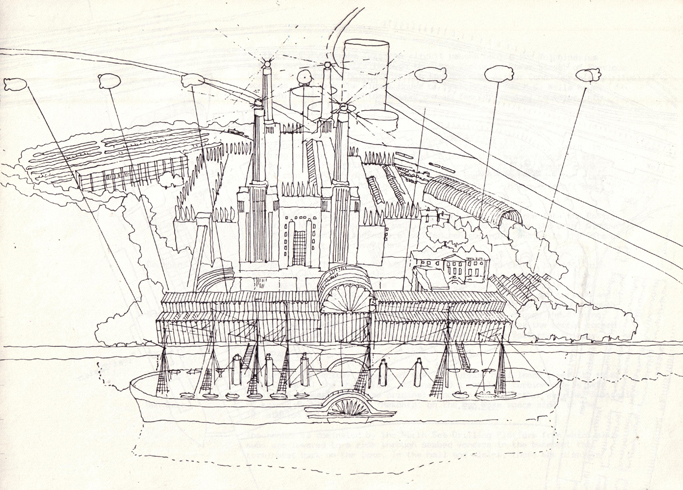 battersea power station and the 7 designs that didn u0026 39 t