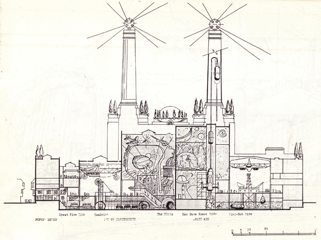 battersea power station and the 7 designs that didn u2019t