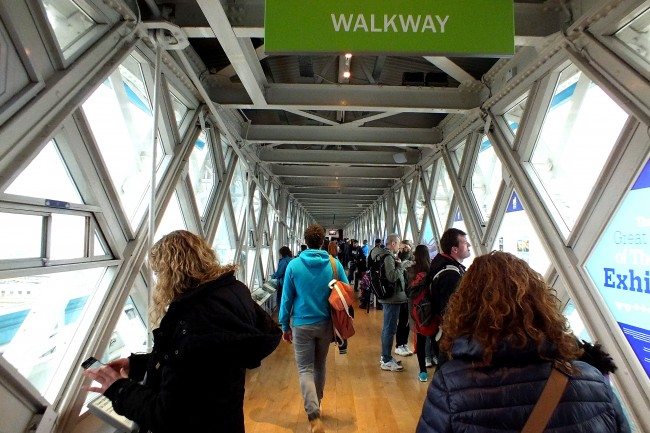 Glass Walkways