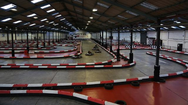 Cheap Go Karting London >> Capital Karts – Day out in London