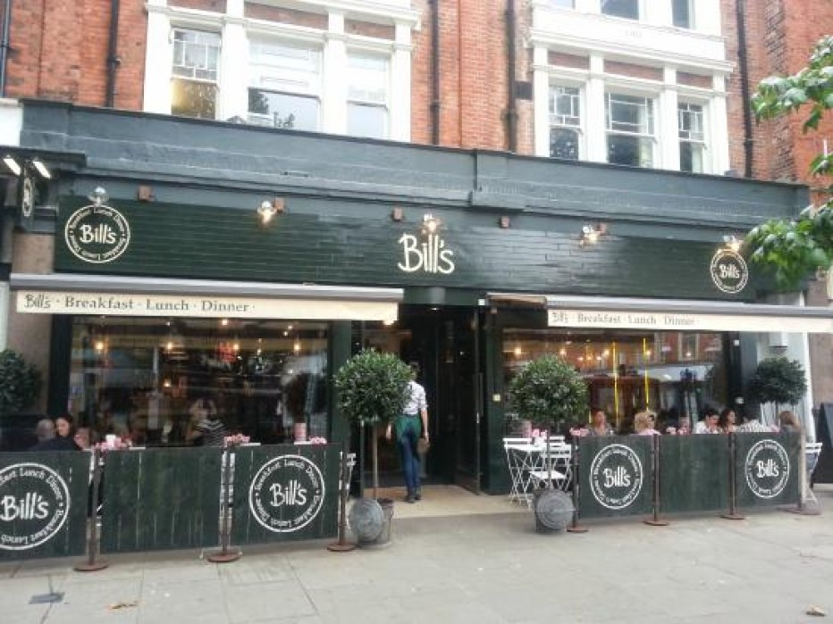 Bill S Ealing Restaurant London