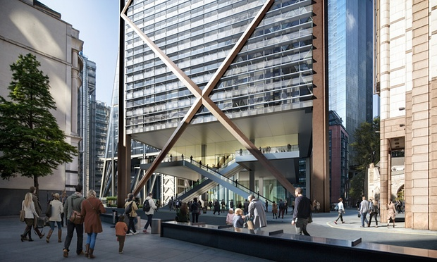 undershaft london base