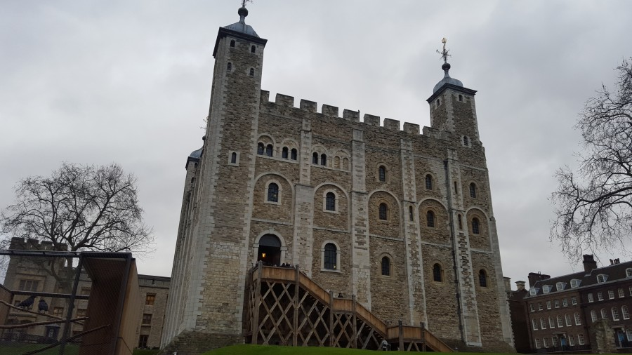 The Tower of London -One of the many attractions available on The Entertainer App