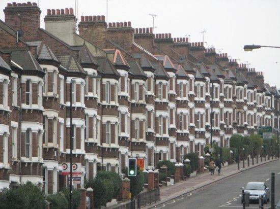 clapham-row-houses