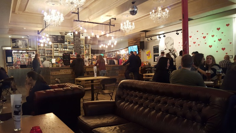 refreshment room stratford