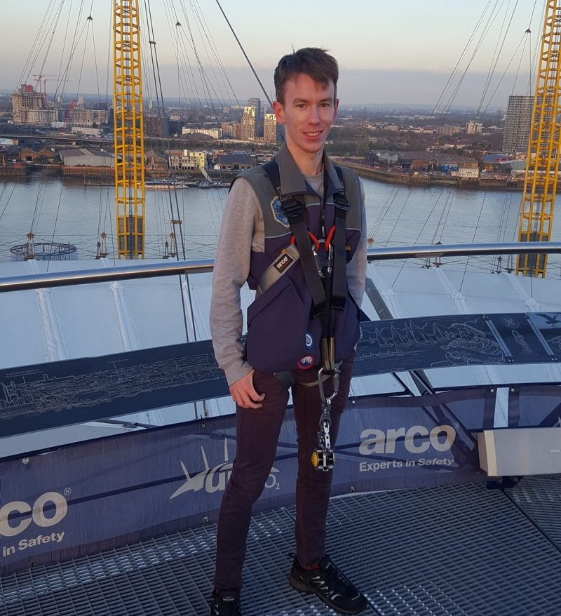 summit of the o2