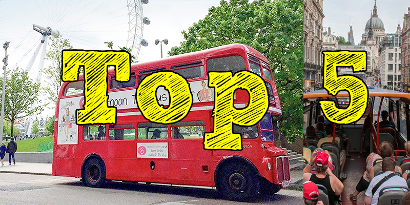 Top Rated Tour Companies
