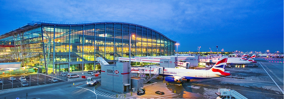 Top 5 Hotels Near Heathrow Airport With On Site Parking
