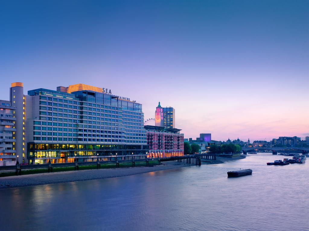 5 STUNNING London Hotels with River Thames Views - 2018 Update