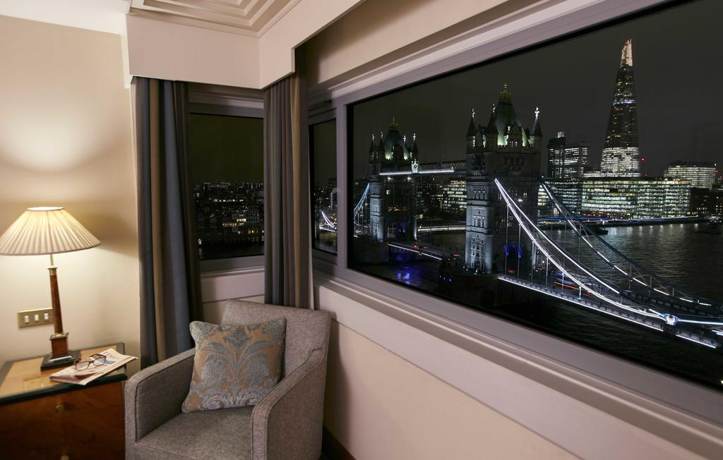 Top 5 London Hotels With A View Of The River Thames Day