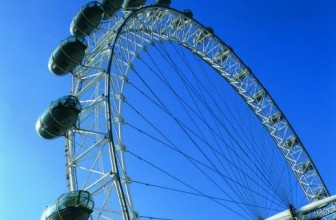 London Eye 4D Experience Tickets