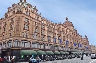 Harrods Afternoon Tea for Two People | Top Afternoon Tea's