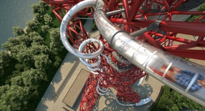 ArcelorMittal Orbit Slide and Viewing Platform: A Uniquely Thrilling Experience