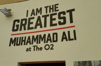 Muhammad Ali at the O2 Exhibition Review