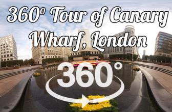 360 Virtual Tour of Canary Wharf