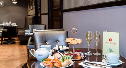 50% off Champagne Afternoon Tea and River Cruise for 2