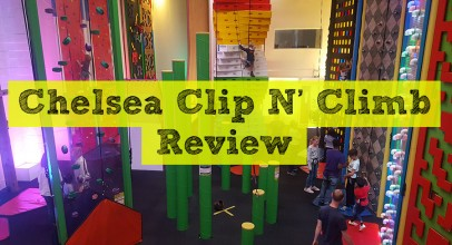 Chelsea Clip n' Climb Review – A crazy climbing experience!