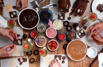 Luxury Chocolate Making Workshop with Bubbly