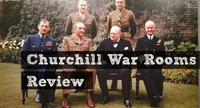 Churchill War Rooms Review – A fascinating look into the past.