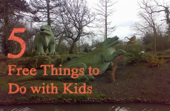 5 Free Things to Do With Kids in London