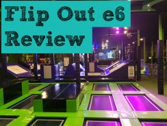 Flip Out E6 Review: London's craziest playground