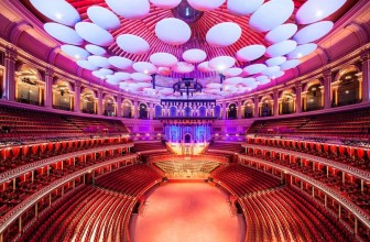 Grand Tour and Afternoon Tea at the Royal Albert Hall