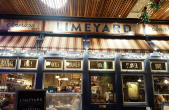 Limeyard Restaurant Review