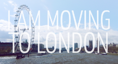 How to Move to London for the first time
