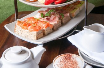 Brasserie Blanc Premium Sparkling Afternoon Tea for One