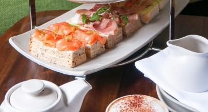 Brasserie Blanc Premium Sparkling Afternoon Tea for One