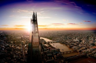 The View from The Shard with 3 Course Meal – Save 30%