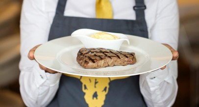 London Restaurant Deal: Half Price 3 Course Meal and Cocktails at Marco Pierre Steakhouse – For 2 People
