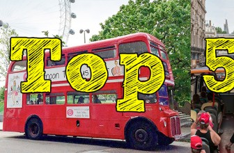 Top 5 London Bus Tours – The Best Ways to Explore London on a Rooftop Bus