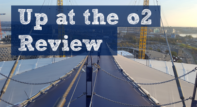 Up at The O2 Review | Climb Over the O2 Arena