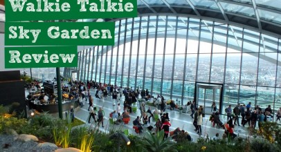 The Walkie Talkie Sky Garden Review