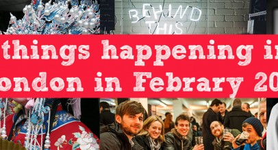 5 things happening in London during February 2016