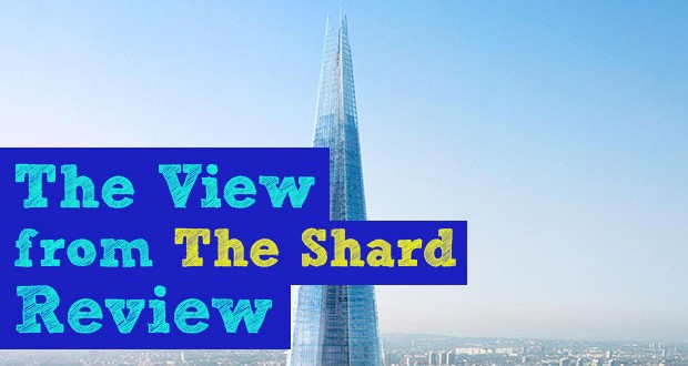 The View from The Shard Review