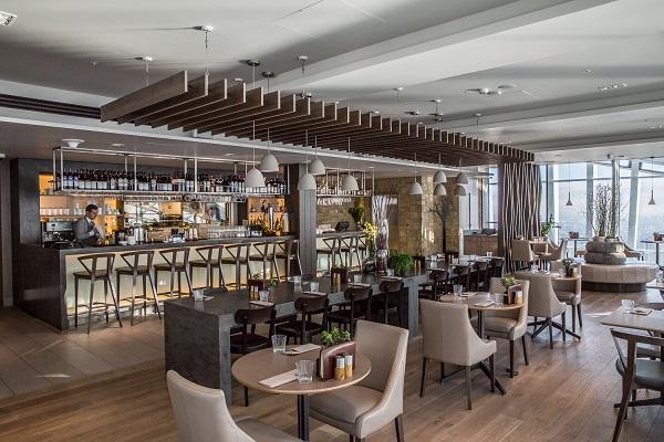 London skyscraper restaurants - Darwin Brassiere