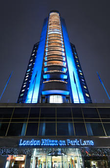 London Hilton Park Pane