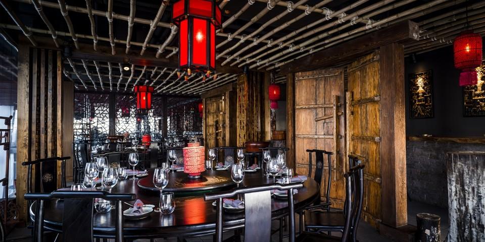 Hutong Shard Restaurant