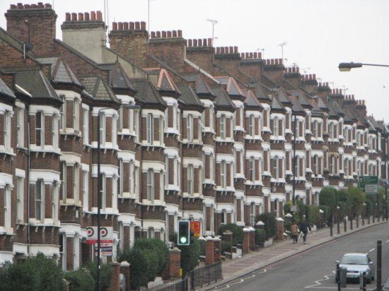 clapham-row-houses