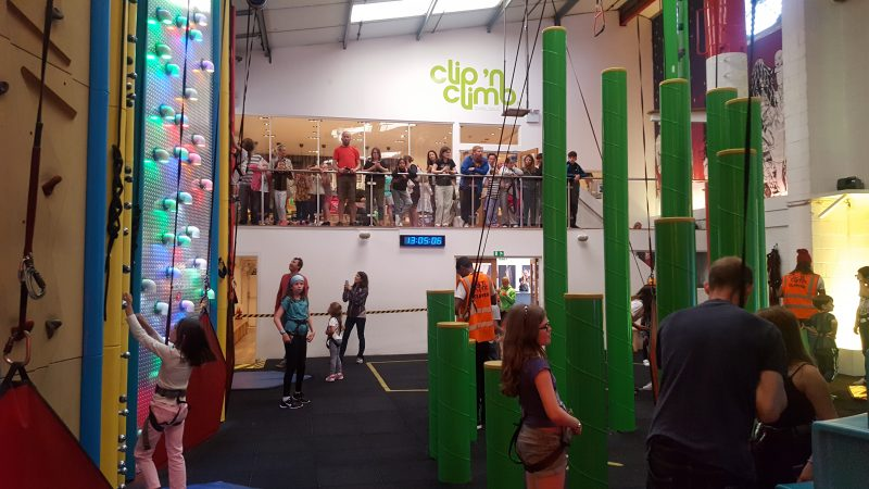 Chelsea clip and climb review