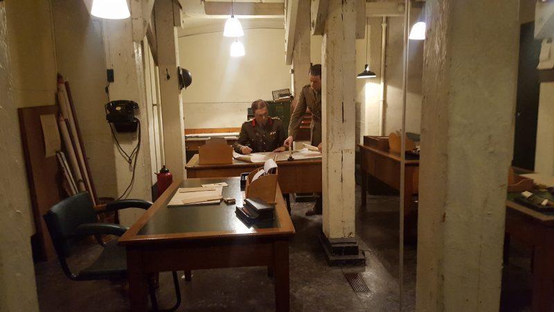 Churchill war rooms review