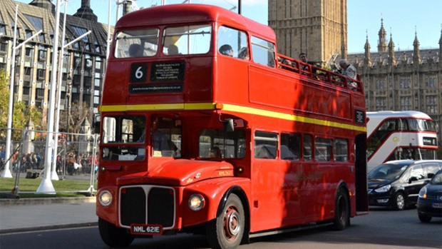 top london bus tours