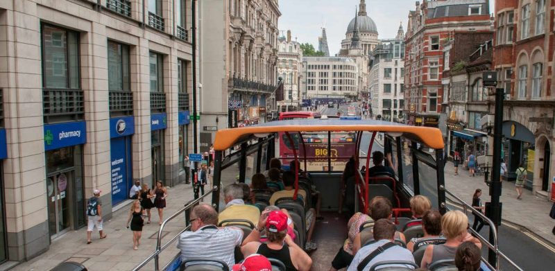 best london bus tours
