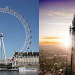 london eye vs the shard